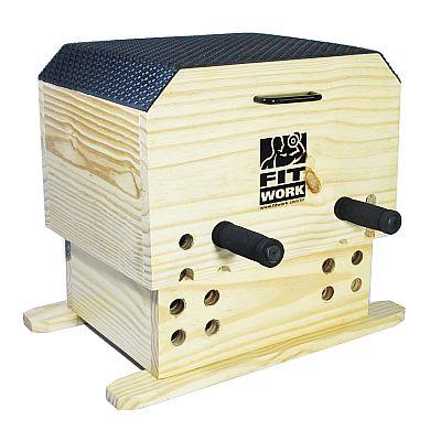 Jump Box Madeira - Regulável
