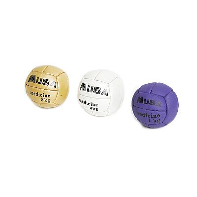 Medicine Ball - Couro
