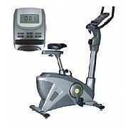 BIKE - Bicicleta Vertical SEMI-PROF. p/ Até 120kg |B910D