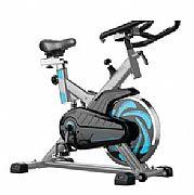 BIKE - Bicicleta Ergometrica Spinning p/ até 120kg
