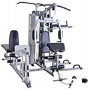 Estação Musculação Residencial P/4 Pessoas| ET1600