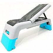 Step Deck - Plataforma Profissional p/ Exercícios Aeróbicos