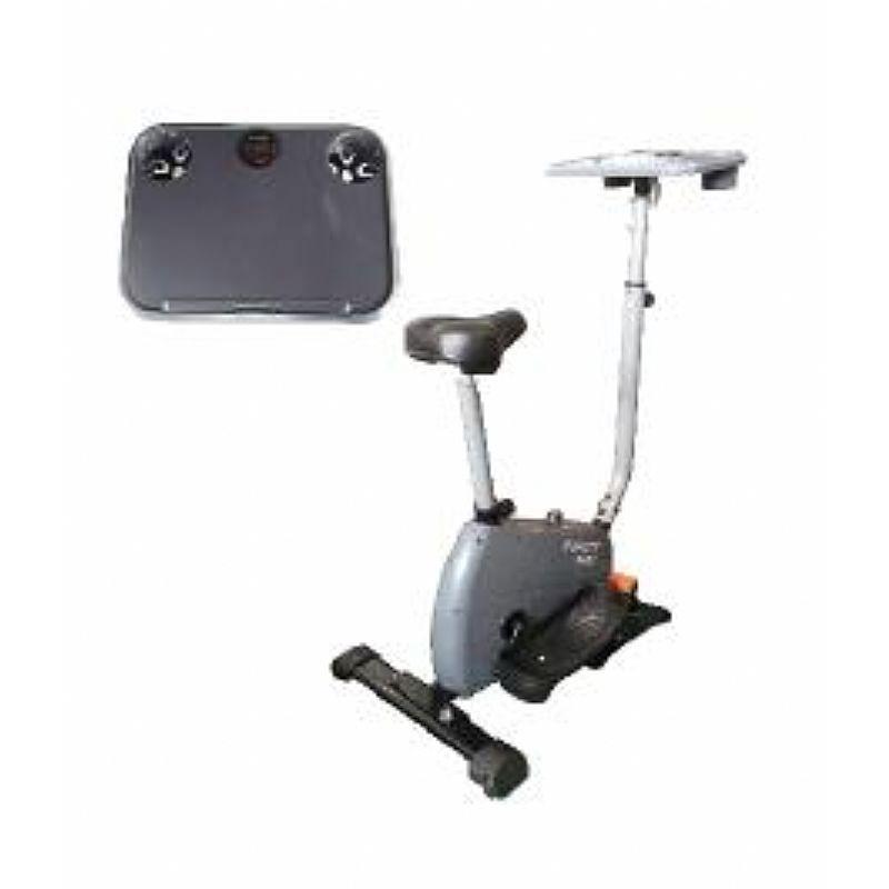 Mini Eliptico com Mesa de apoio e porta copos